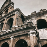The Colosseum - https://www.flickr.com/people/34825634@N00/
