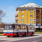 KNYKK Zrt. Székesfehérvár | Ikarus C80 | HPR-725 | 37 → Vasútállomás | 📍 György Oszkár tér