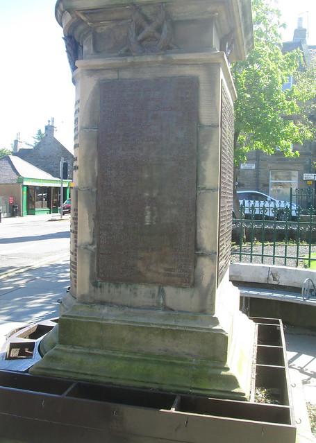 War Memorial, Thurso
