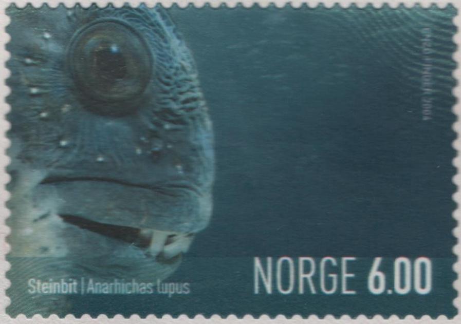 Norway - Scott #1390 (2004)