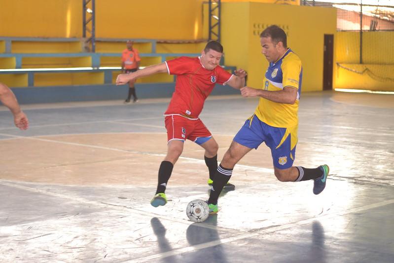 25/07/18 - Torneio Interno de Futsal (XI Jogos de Integração do SINDPRF-CE)
