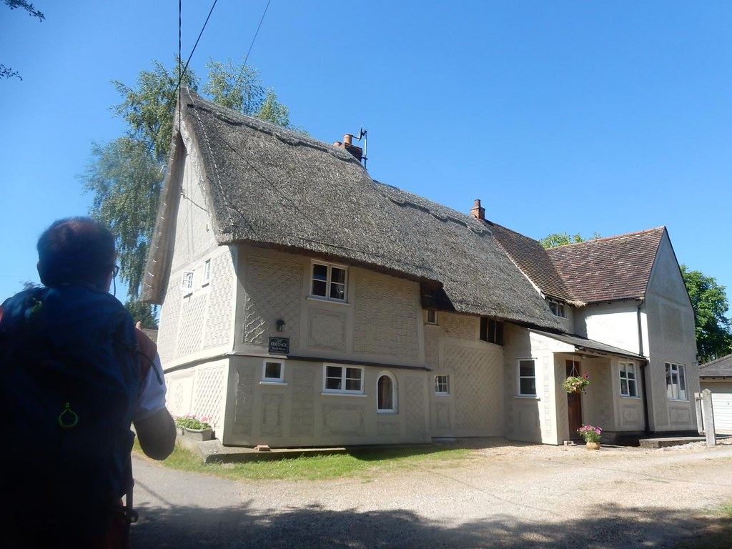 """""""The Cottage"""", Duck Street, Wendens Ambo . Wendens AmboCircular"""