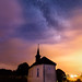 La Bosse under the Stars - Jura - Switzerland by Rogg4n