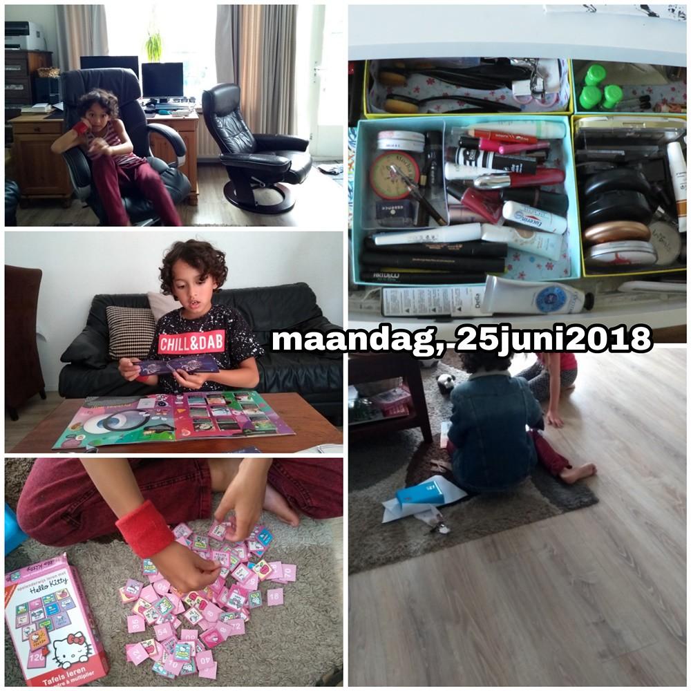 25 juni 2018 Snapshot