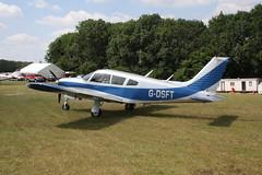 G-DSFT Piper PA-28R-200 [28R-7335157] Popham 080718