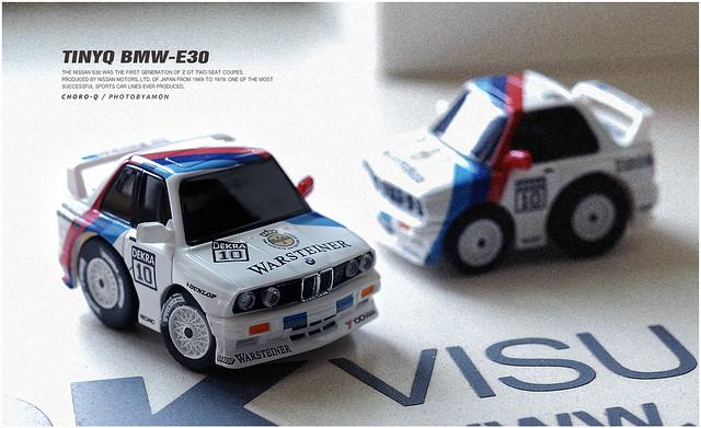 TINYQ BMW-E30 2