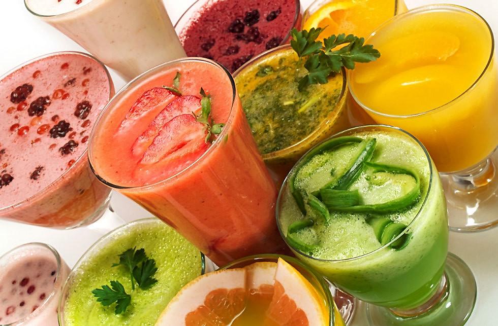Здоровое питание, или как лучше добывать сок: блендер или соковыжималка