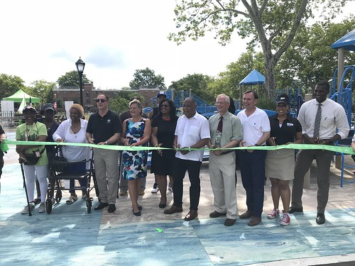 DEP and NYC Parks Open The Big Park on Staten Island