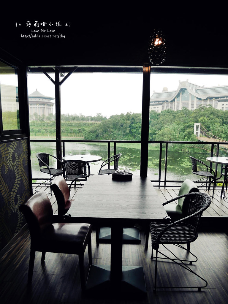 峨眉湖附近景觀餐廳推薦雪之湖咖啡下午茶義大利麵 (9)
