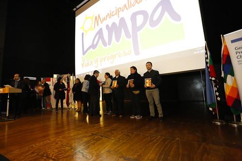 Entrega de Incentivos IFP Metropolitana