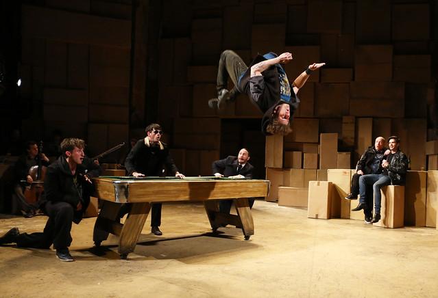 « The Beggar's Opera » au théâtre de Caen