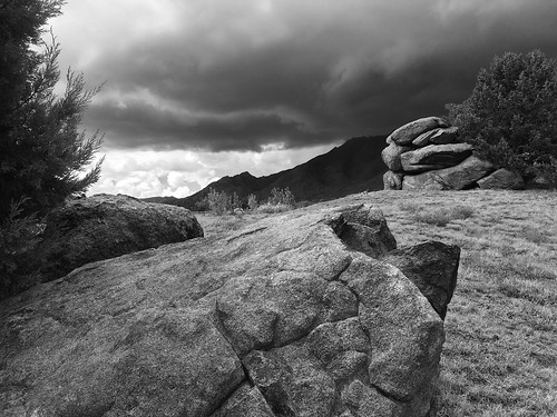 landscapes arizona clouds bw stormyclouds