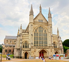 Winchester Cathedral 2018