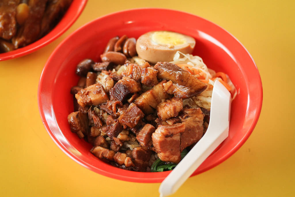 Fun Fan TW Style Braised Pork Rice