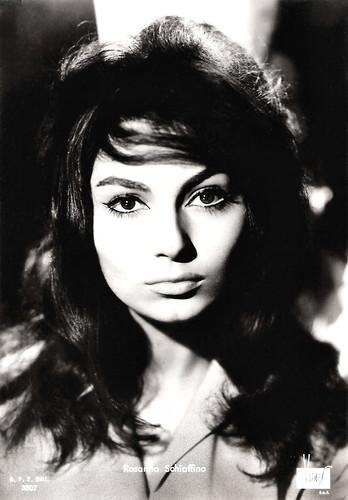 Rosanna Schiaffino in La Sfida (1958)