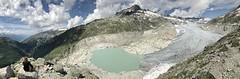 Glaciar del Ródano
