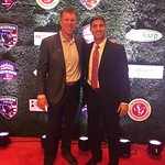 Matt Birk & Paul Vitale, Gridiron Greats-Las Vegas, Nevada