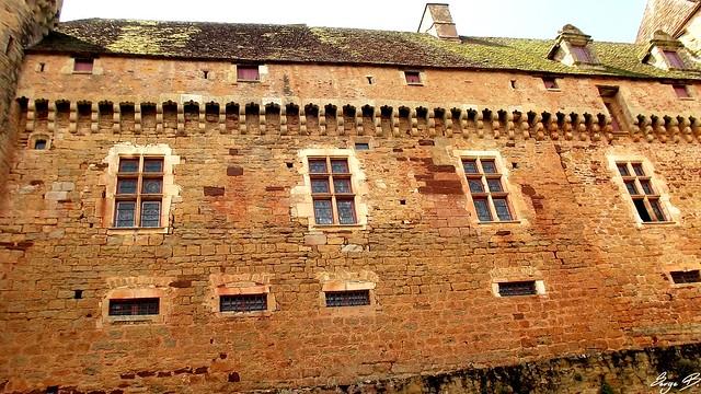 Facade du château, Fujifilm FinePix S2950