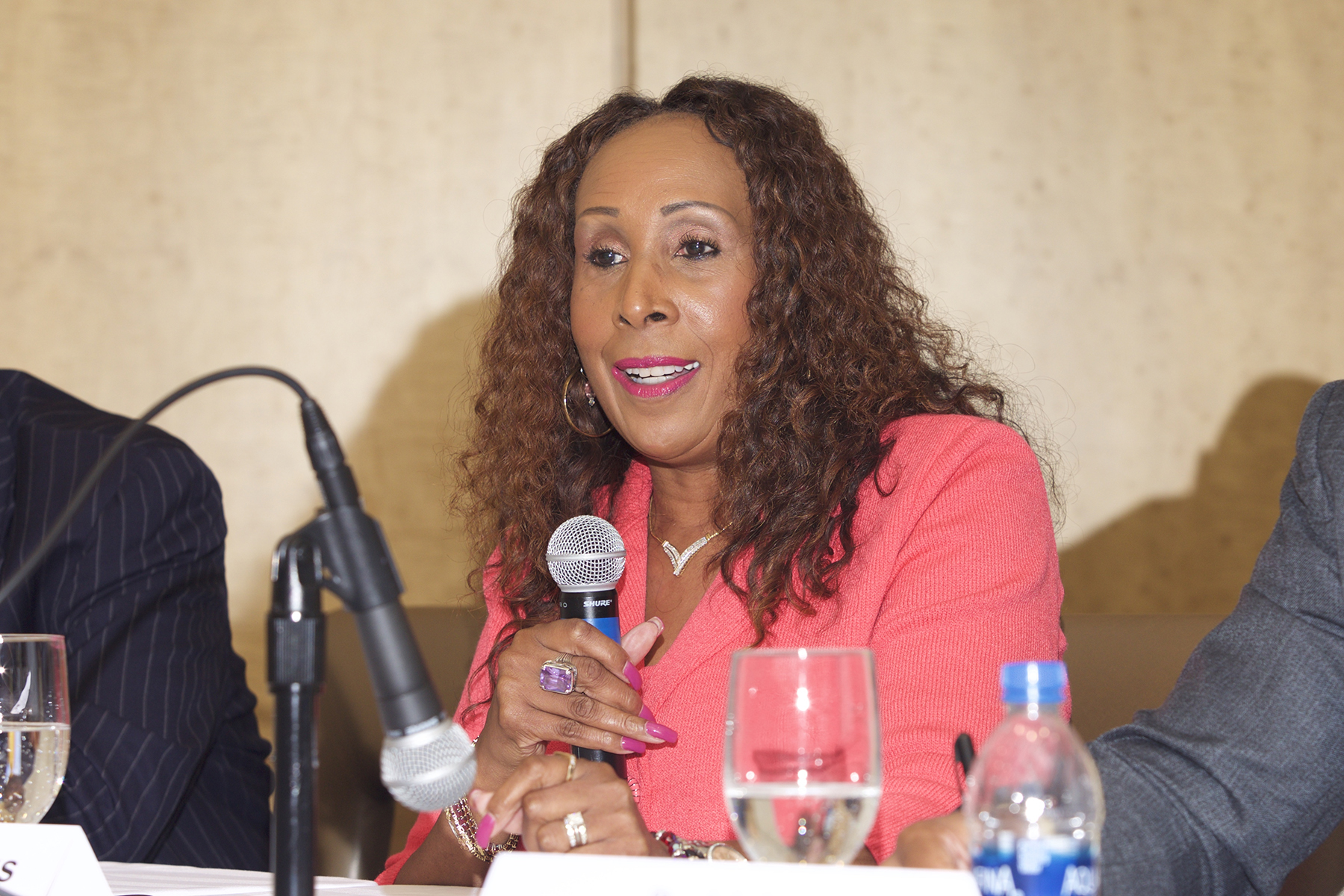 Dr. Sheila Brooks, Founder and CEO - SRB Communications