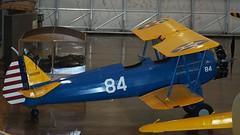 Boeing Stearman A75N1 PT-17-BW Kaydet in Dallas