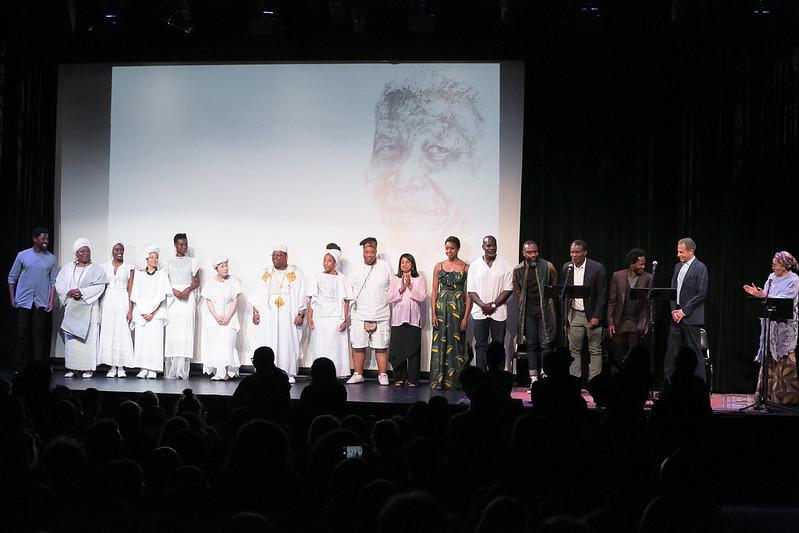 Nelson Mandela at 100