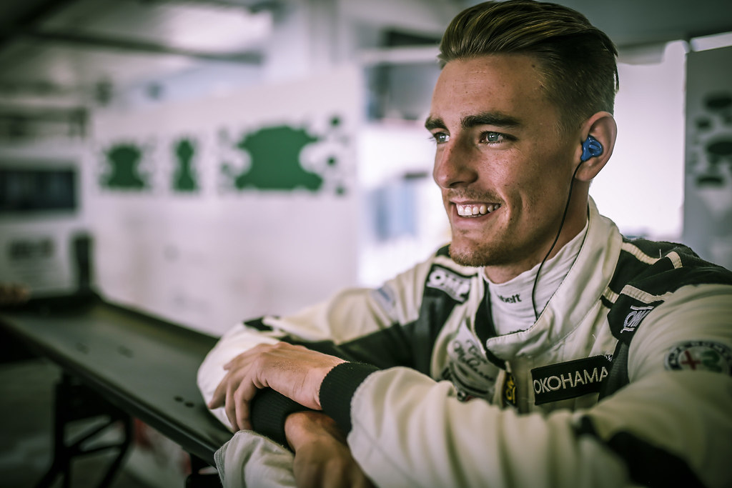 CECCON Kevin, (ita), Alfa Romeo Giulietta TCR team Mulsanne, portrait during the 2018 FIA WTCR World Touring Car cup race of Slovakia at Slovakia Ring, from july 13 to 15 - Photo Jean Michel Le Meur / DPPI
