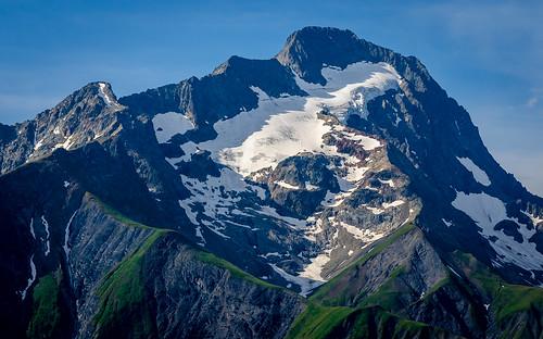 Glacier of the Muzelle