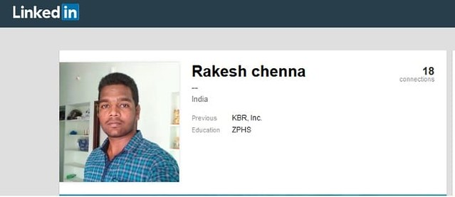 3707 Who is Rakesh Chenna A Jeddah resident who supports Rohingya Muslim Killings 04