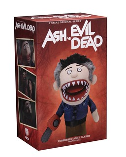 準備好要跟發狂的布偶大戰一場了嗎?! NECA《鬼玩人》發狂的灰色斬殺者 Possessed Ashy Slashy Puppet 布偶