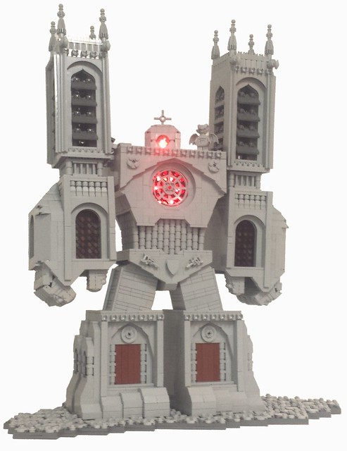 Cathedral Golem