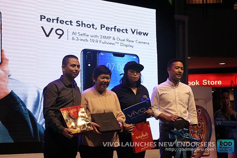 VIVO V9 MCLISSE59