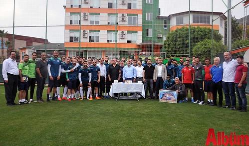 Aytemiz Alanyaspor Kulüp Başkanı Hasan Çavuşoğlu doğum günü -2