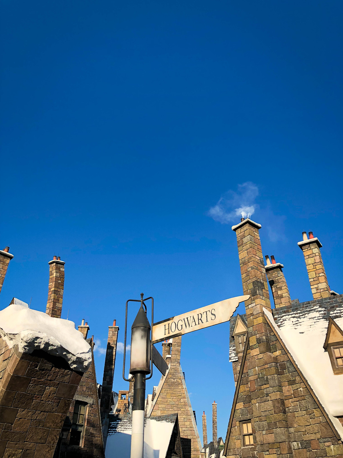 Hogwarts Wizarding World of Harry Potter Universal Studios Island of Adventure Orlando Florida