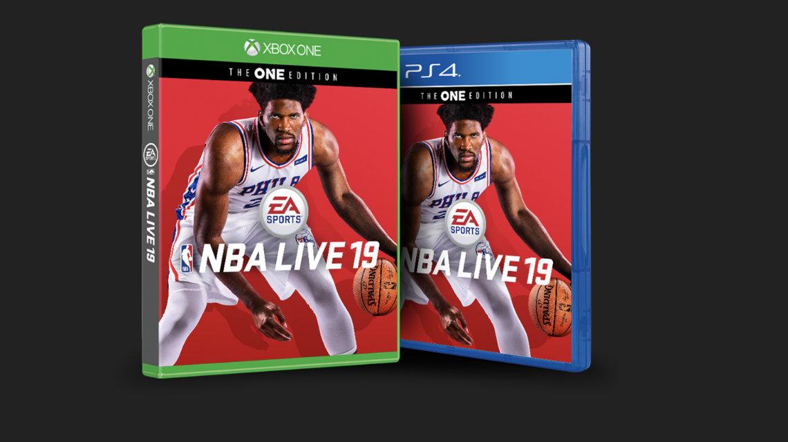 NBA Live 19 yeni maç anlatımı, büyük anlar ve daha fazlası