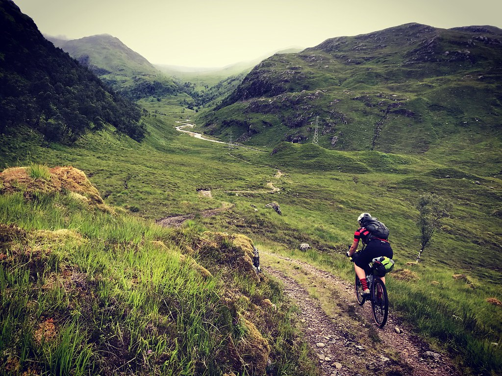 Kelly Scotland Bikepacking