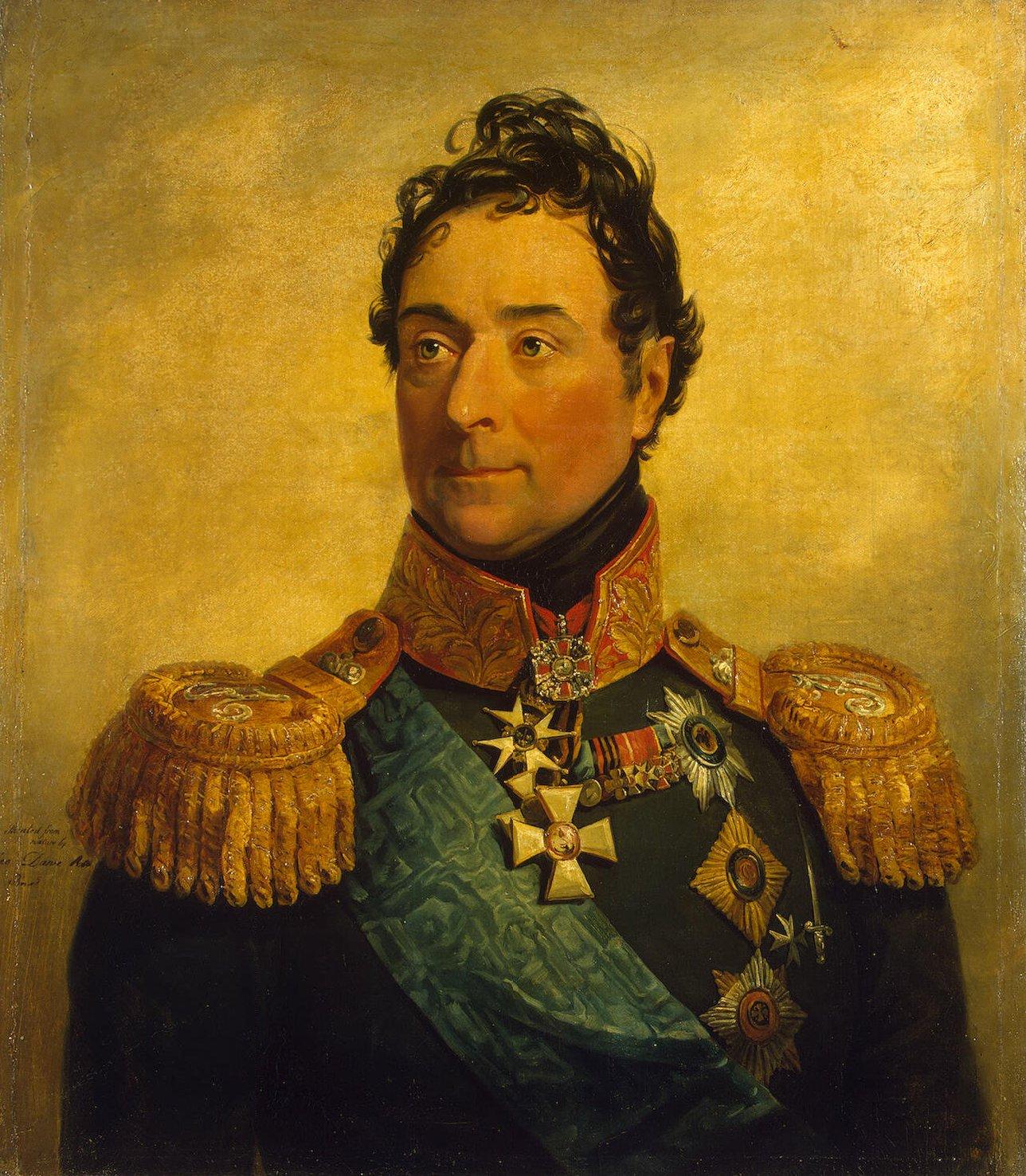 Ланжерон, Александр Фёдорович