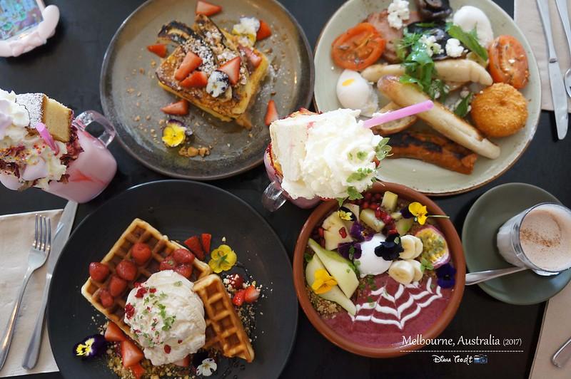 Melbourne Desserts & Cafes - Naughty Boy Cafe 6