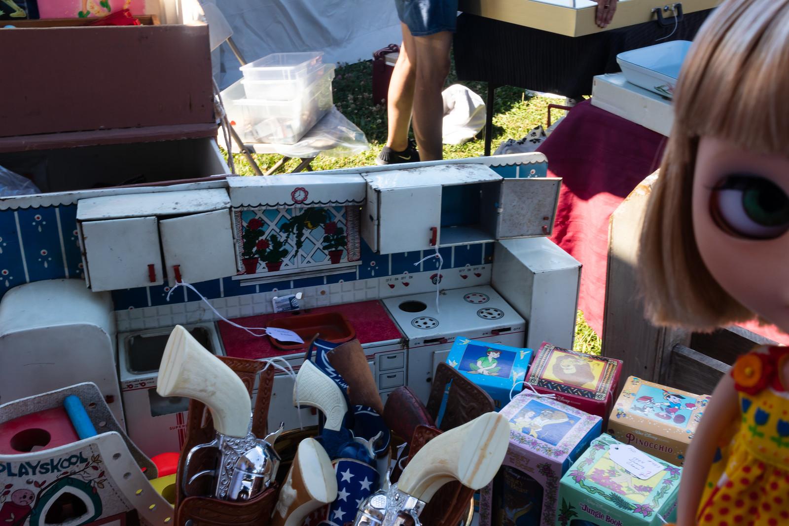 Stormville Flea Market