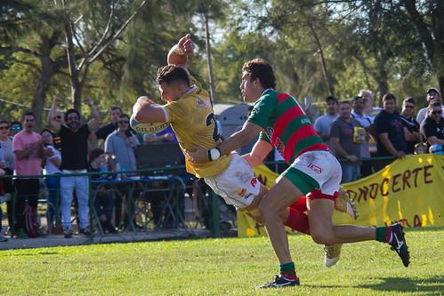 Curne vs Huirapuca - Biscay Alvaro - ph Pablo fernadez - 09