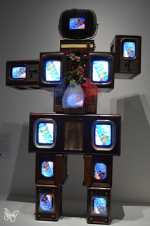 Artists & Robots - Nam June Paik