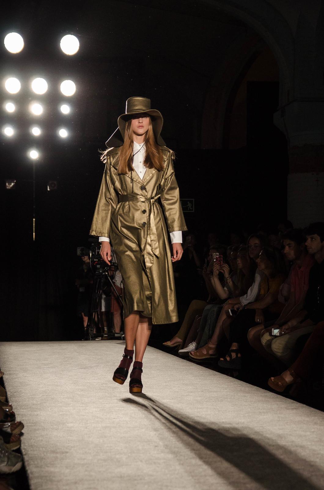 """The origin"" desfile de Systemaction - 080 Barcelona Fashion"