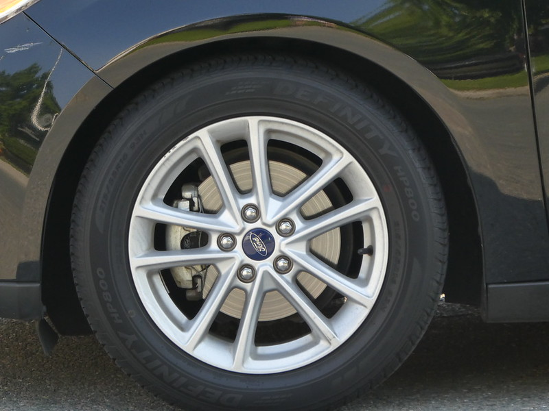 2018-07-03 - Automobile tire rims