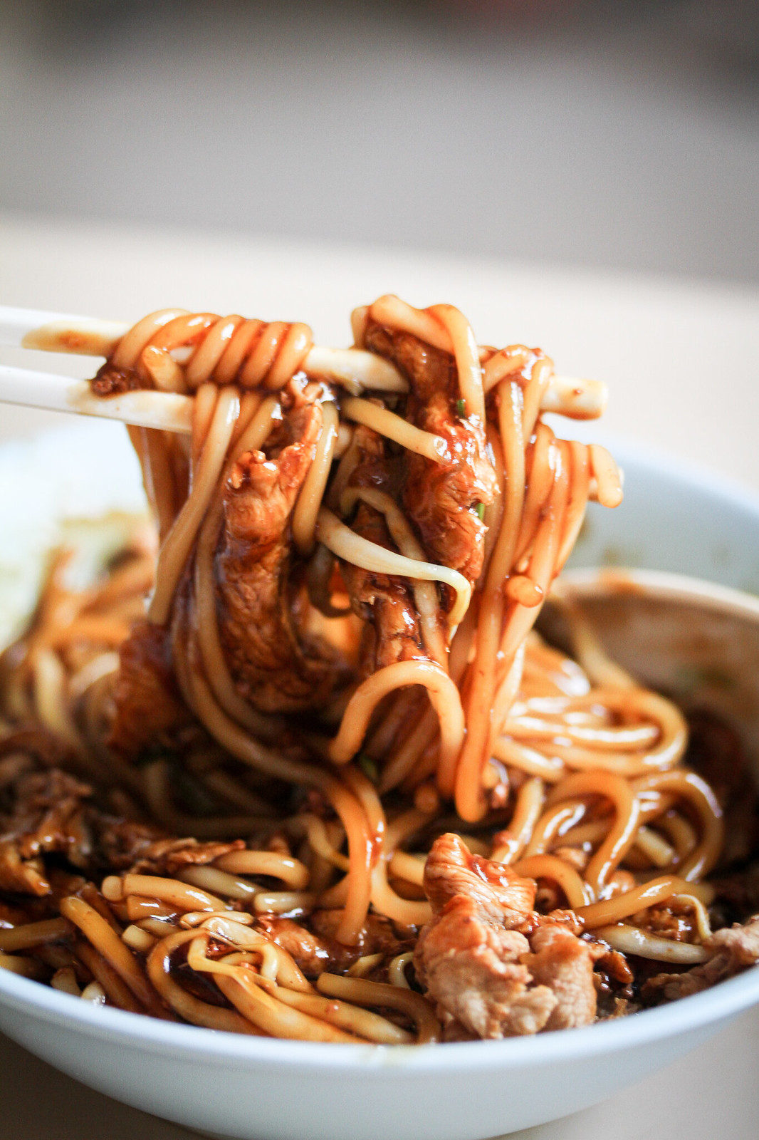 Toa Payoh Hwa Heng Beef Noodle Dry Noodles (Chopsticks)