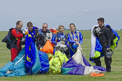 Equipe de parachutiste de Meaux-Esbly - Photo of Trilport