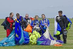 Equipe de parachutiste de Meaux-Esbly