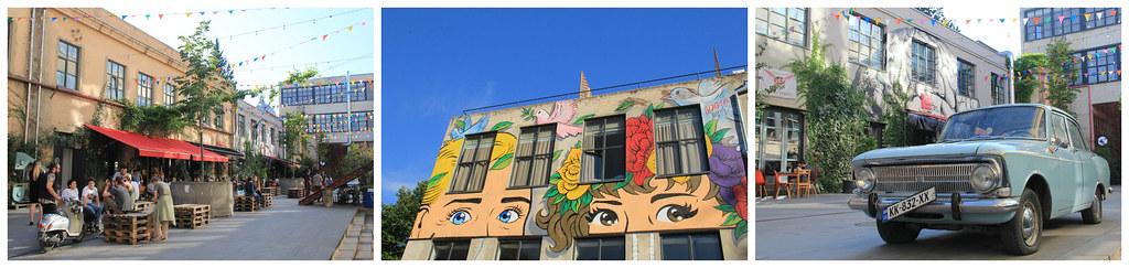 Fabrika, Tbilisi