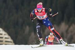 Olympijská vítězka v běhu na lyžích Randallová má rakovinu prsu