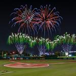 Fireworks at Springdale, AR!!
