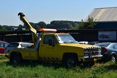 Chevrolet takelwagen 1990