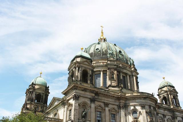 cathédrale Berlin zoom